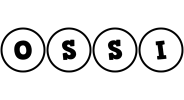 Ossi handy logo