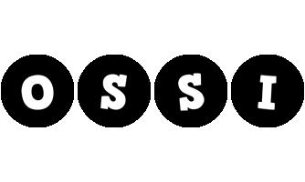 Ossi tools logo
