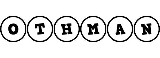 Othman handy logo