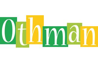 Othman lemonade logo