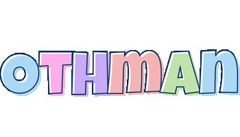 Othman pastel logo