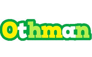 Othman soccer logo