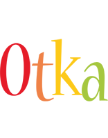 Otka birthday logo