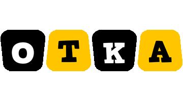 Otka boots logo