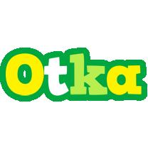 Otka soccer logo