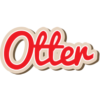 Otter chocolate logo