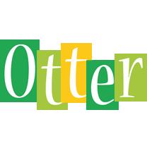 Otter lemonade logo