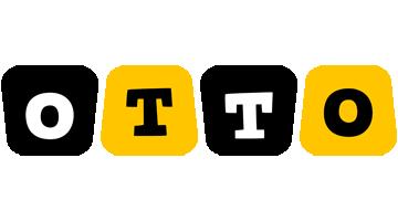 Otto boots logo