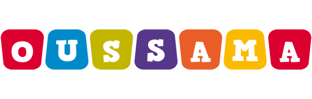 Oussama kiddo logo