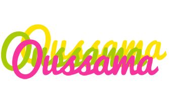 Oussama sweets logo
