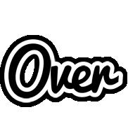 Over chess logo