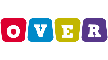 Over daycare logo