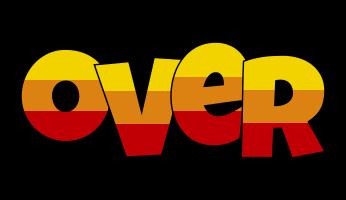 Over jungle logo