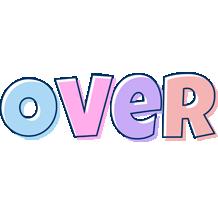 Over pastel logo