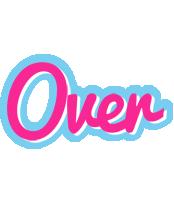 Over popstar logo