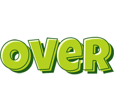 Over summer logo
