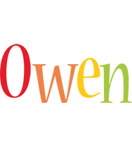 Owen birthday logo