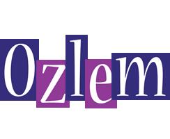 Ozlem autumn logo