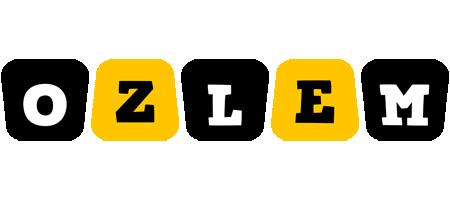 Ozlem boots logo