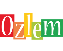 Ozlem colors logo