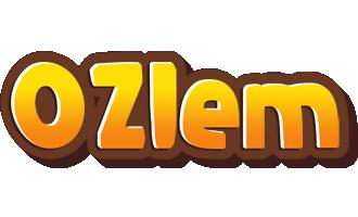 Ozlem cookies logo