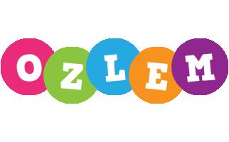 Ozlem friends logo