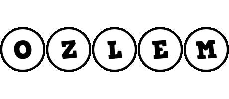 Ozlem handy logo