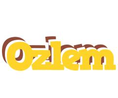 Ozlem hotcup logo