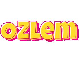 Ozlem kaboom logo