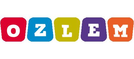Ozlem kiddo logo
