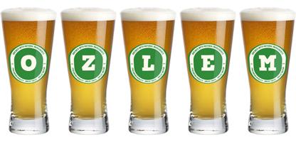 Ozlem lager logo