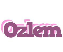 Ozlem relaxing logo