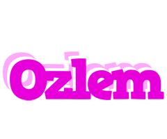 Ozlem rumba logo