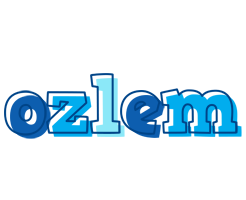 Ozlem sailor logo