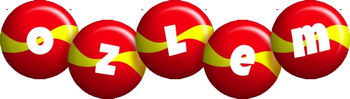 Ozlem spain logo