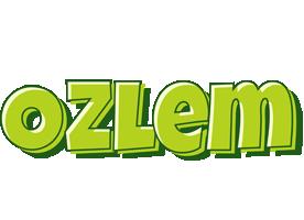 Ozlem summer logo
