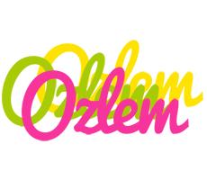 Ozlem sweets logo