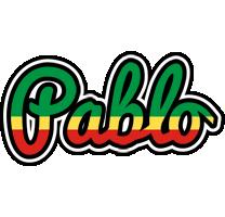 Pablo african logo