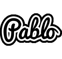 Pablo chess logo