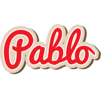 Pablo chocolate logo