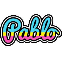Pablo circus logo
