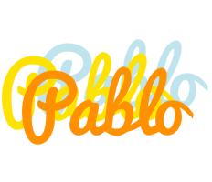 Pablo energy logo