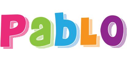 Pablo friday logo