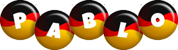 Pablo german logo