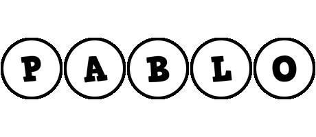 Pablo handy logo