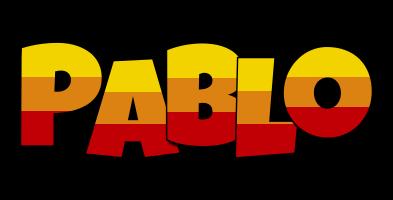 Pablo jungle logo