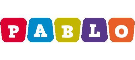 Pablo kiddo logo