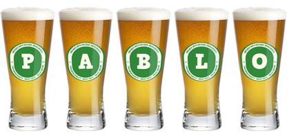 Pablo lager logo
