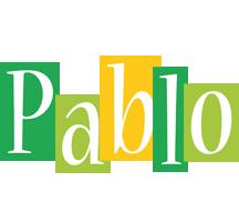 Pablo lemonade logo