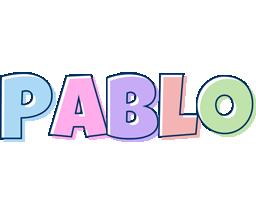 Pablo pastel logo